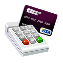 アイコン「クレジットカード払い」