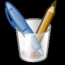 アイコン「ペンと鉛筆」